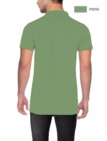 POLO T-shirt Back Pista