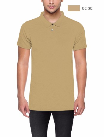 POLO T-shirt Beige
