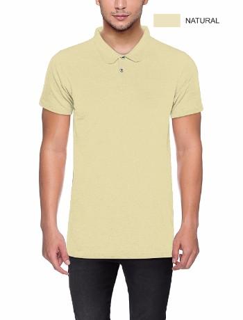 POLO T-shirt Natural