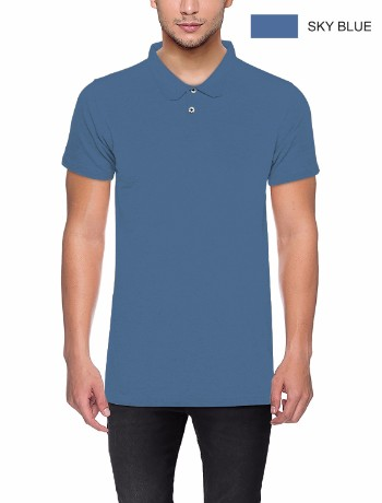 POLO T-shirt Sky Blue