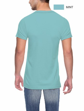 ROUND NECK T-CLASSIC-MINT