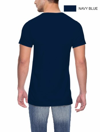 ROUND NECK T CLASSIC NAVY BLUE