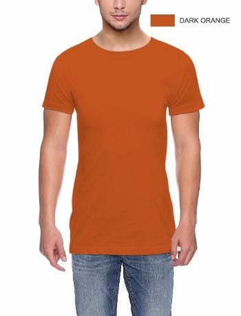 Round neck D Orange