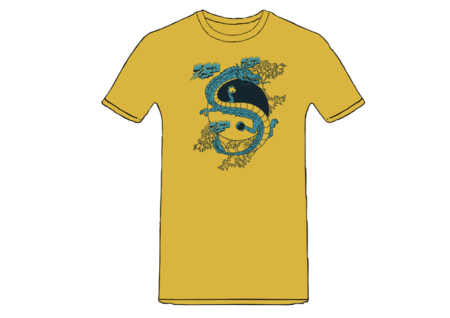 Dragon Peace Tee